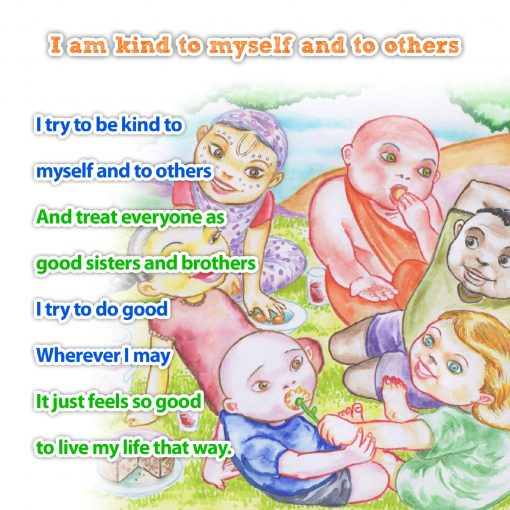 Sample of A Space 2 B: Mindfulness for children